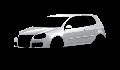 Цвета кузова Golf GTI